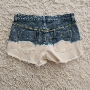 Free People distressed Shorts 26